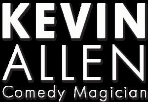Kevin Allen Comedy Magician Logo