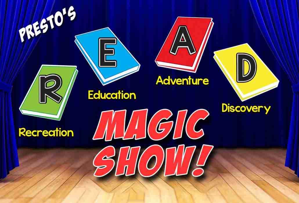 Presto's Elementary School Reading Assembly Program