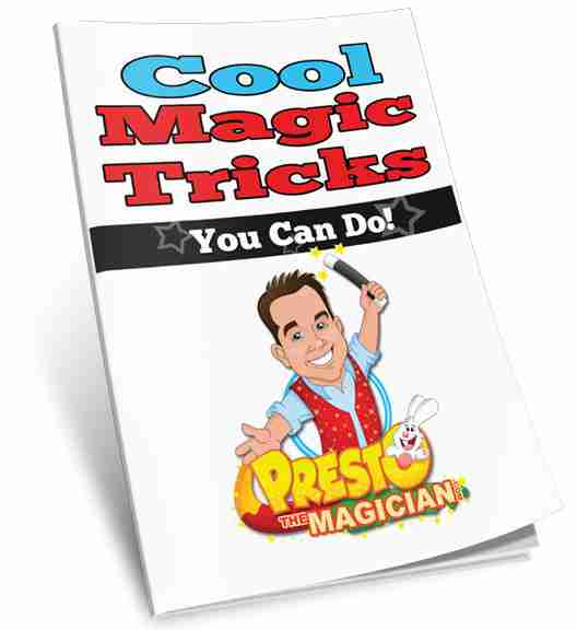 cool magic tricks you can do magic book