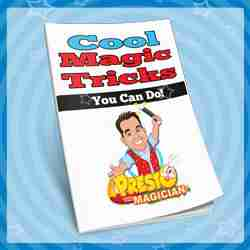 Magic Tricks Booklet Add-on