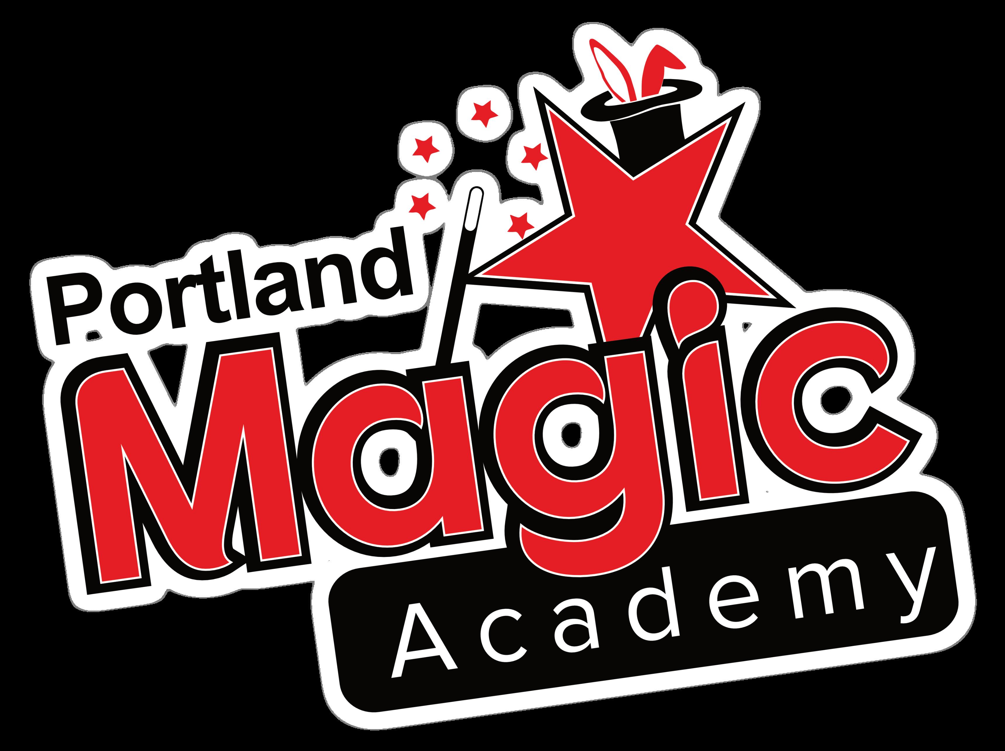 Portland Magic Academy Logo