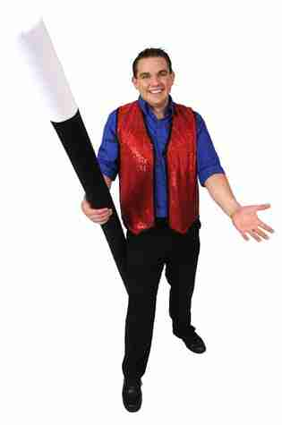Photo of presto the magician