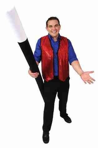 Photo of presto the magician