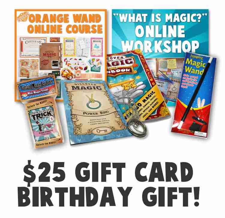 virtual birthday party gift card
